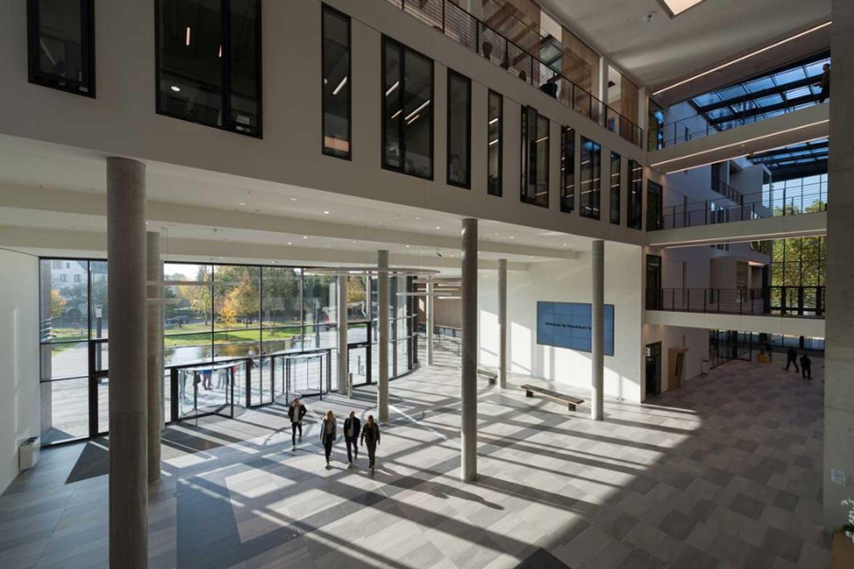 Frankfurt School Lobby