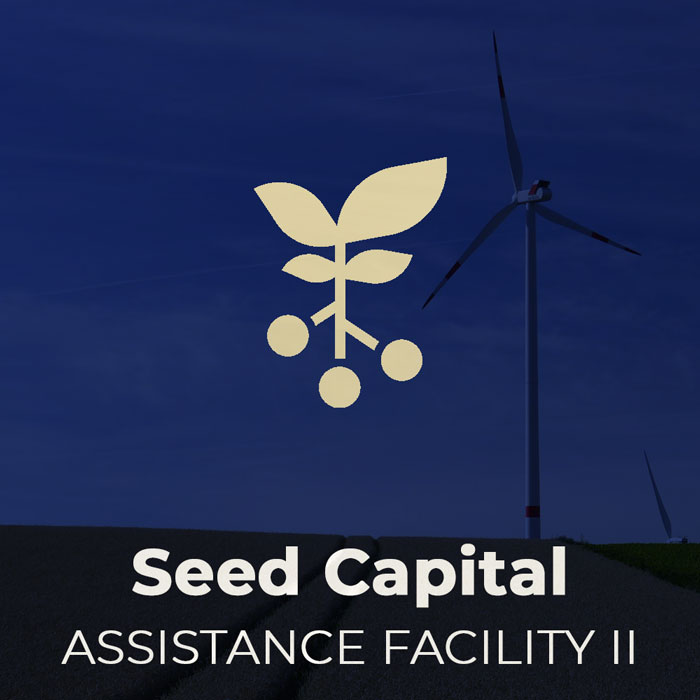 Seed Capital Assistance Facility II Logo