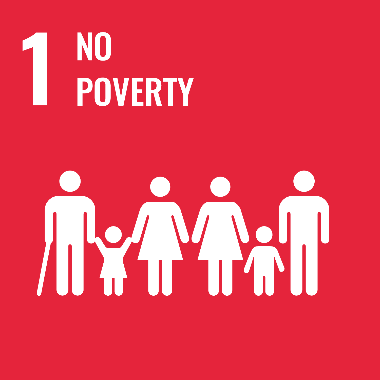 Sustainable Development Goals – No Poverty
