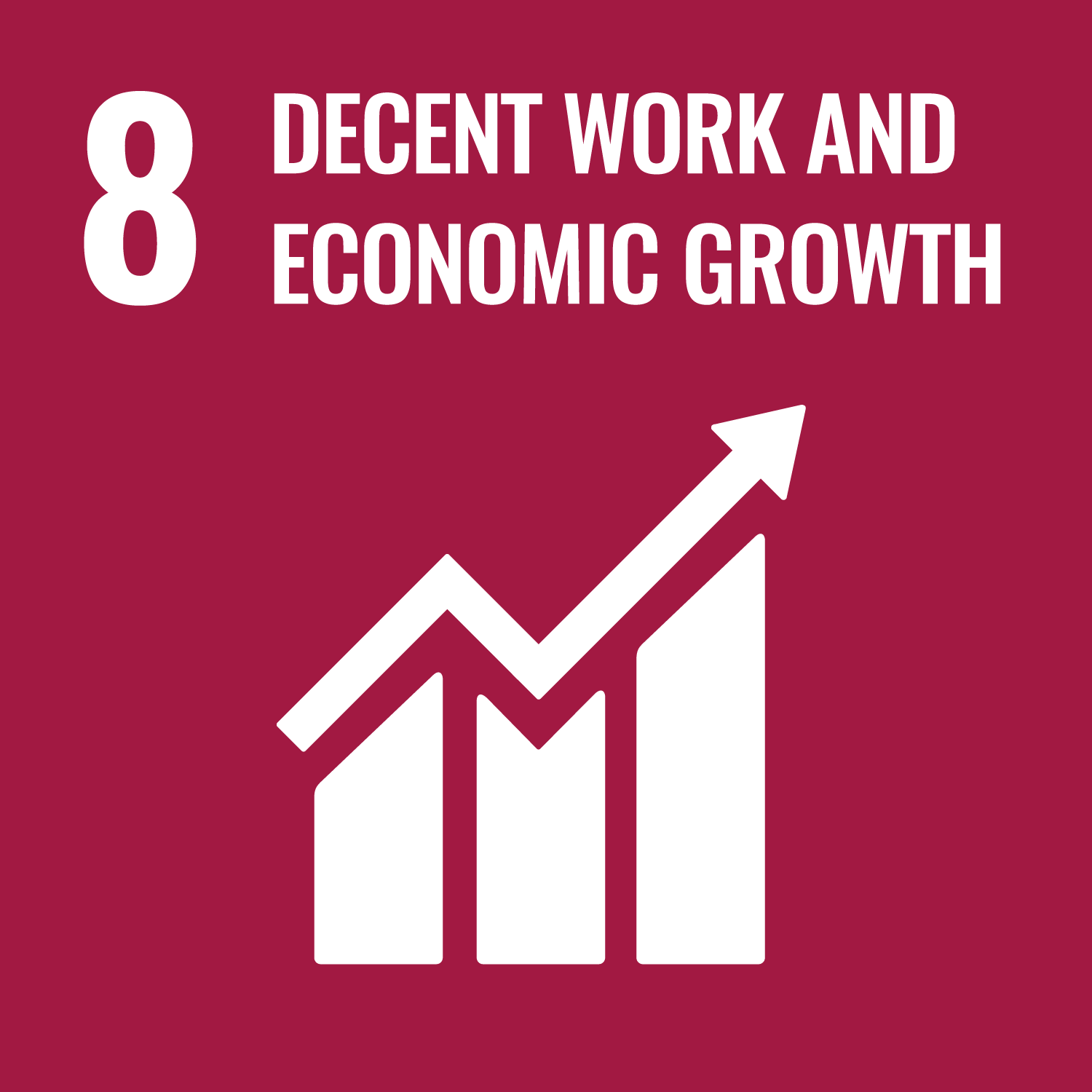 Sustainable Development Goals – Decent work and economic growth