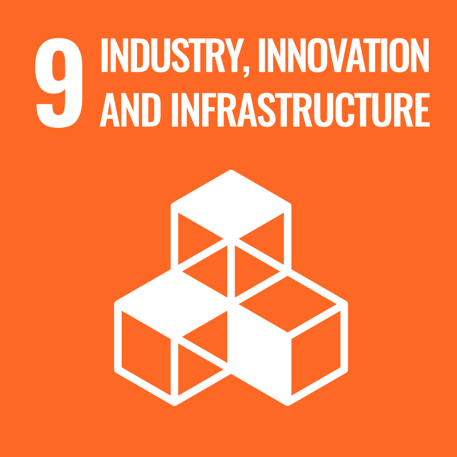Sustainable Development Goals – Industry, Innovation and Infrastructure
