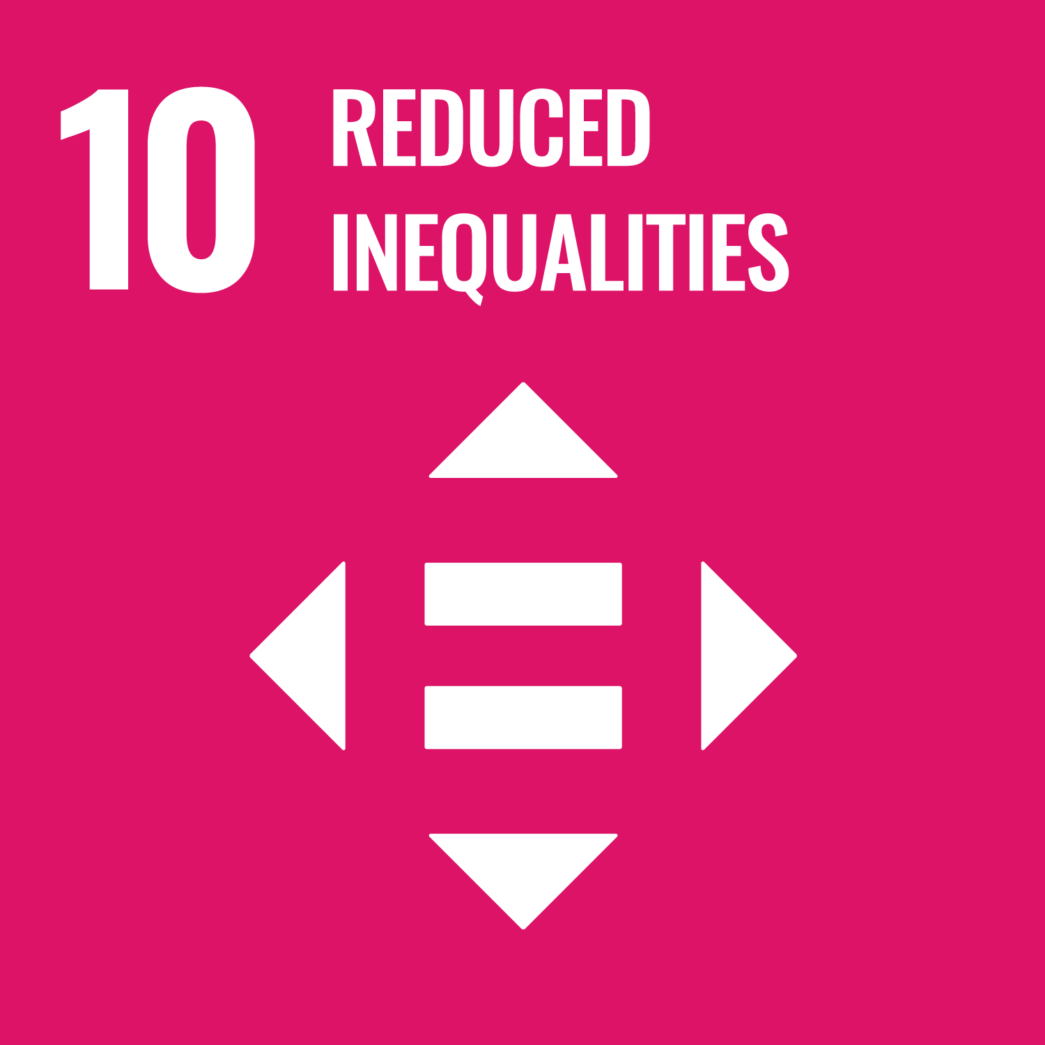 Sustainable Development Goals – Reduced Inequalities