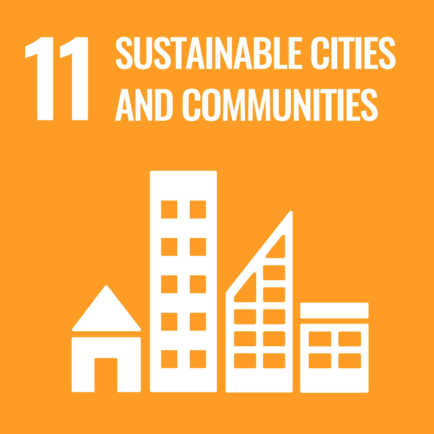 Sustainable Development Goals – Sustainable Cities and Communities