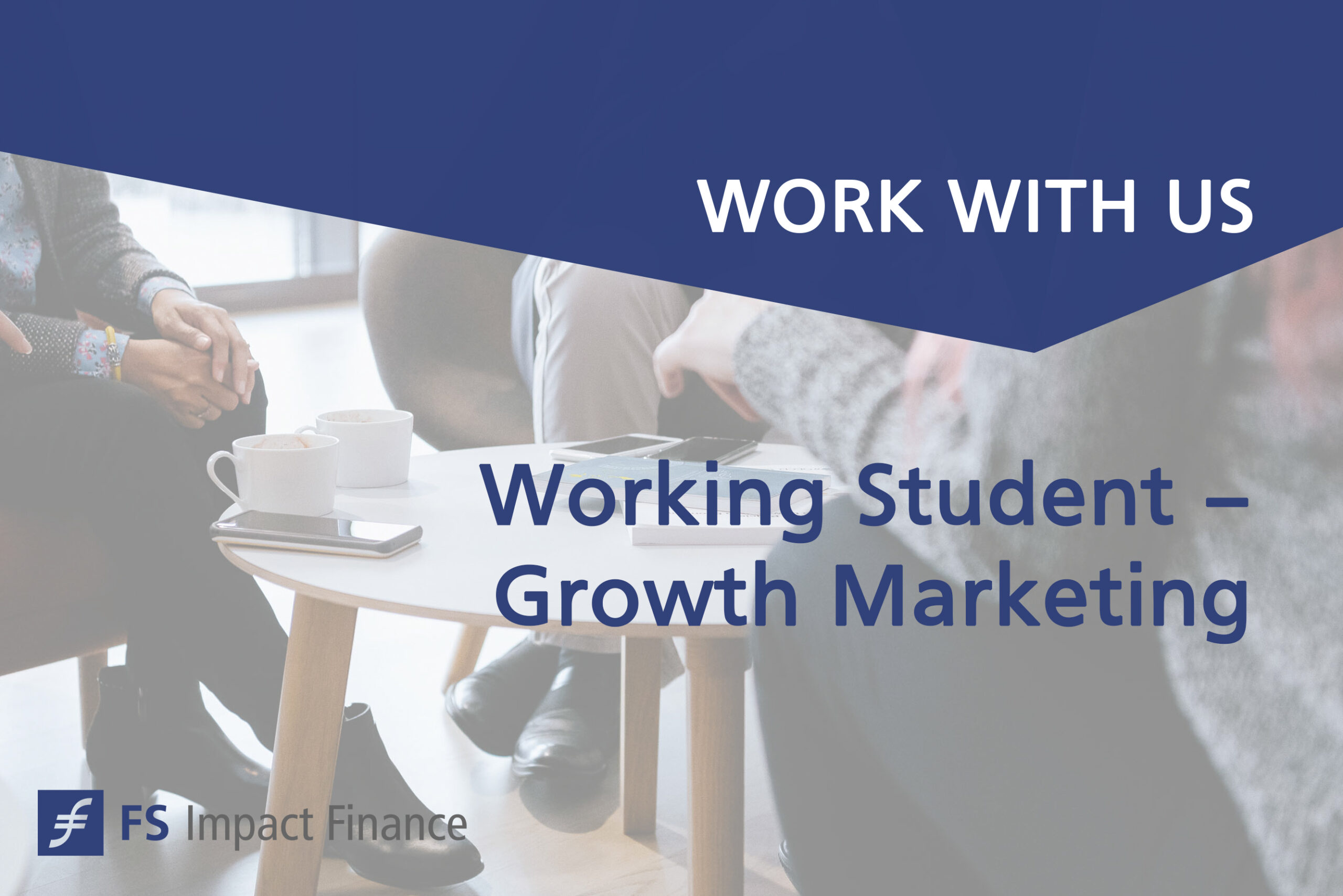 WORKING STUDENT – GROWTH MARKETING